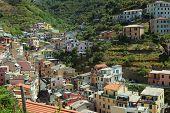 Riomaggiore, Italy, Cinque Terre