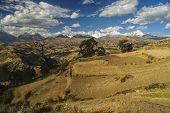 Cordillera Negra In Peru