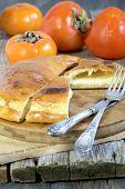 Hachapuri. Georgian Cheese Pie.
