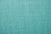 Fabric With Crisscross Fibers Of Light Green Color