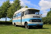 Mercedes-Benz O 319 Vintage Bus