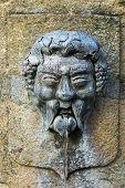 Fountain Head Statue