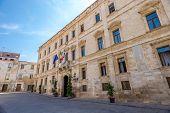 Palace Ducal In Sassari