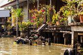 Rural Thai Home