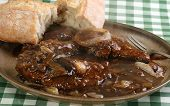 Braised Lambs Liver