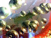 Oil Bubbles