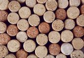 image of bing  - Heap of wine corks - JPG