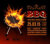 foto of bbq party  - Barbecue grill party - JPG