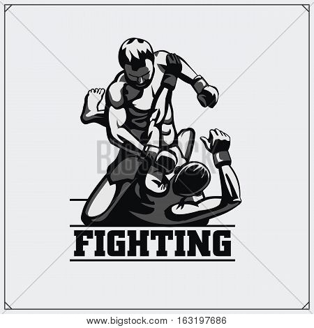 Fighters of martial