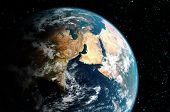 pic of planet earth  - planet earth - JPG