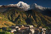 Aldeia do Himalaia, Nepal