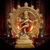 stock photo of vedic  - Shiva design - JPG