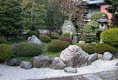 Rocks Garden