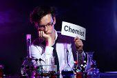 The thinking chemist