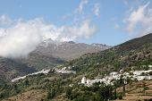 Village Pampaneira In Spain