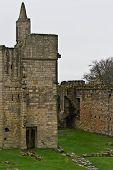Warkworth Castle Ruins