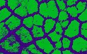 Colorful Animal skin textures of giraffe. Vector illustration wild pattern,