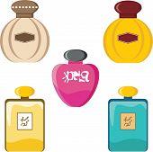 Conjunto de perfumaria