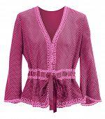 claret shirt