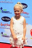 LOS ANGELES - AUG 19: Alyvia Alyn Lind at 'The Oogieloves In The Big Balloon Adventure' LA Premiere