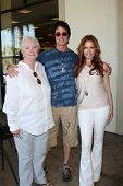 LOS ANGELES - AUG 18:  Susan Flannery, Ronn Moss, Tracey Bregman at the book signing for William Bel