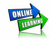 Aprendizaje en línea en las flechas