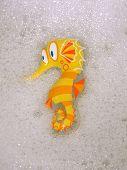 Seepferdchen Spielzeug der Blase Badewanne