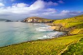image of ireland  - Dunquin bay in Co - JPG
