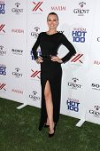 LOS ANGELES - MAY 15:  Bar Paly arrives at the 2013 Maxim Hot 100 Party at the Vanguard on May 15, 2013 in Los Angeles, CA