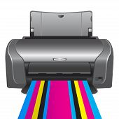 printer. chromatic printing.
