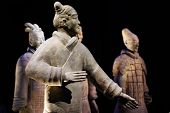 Terracotta Army Of Xian