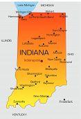 Indiana State. Usa