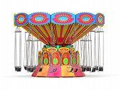 Karneval Swing Ride