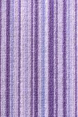 Purple Stripey Carpet