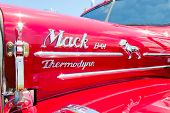 Mack B61 hood