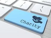 picture of word charity  - Social Concept - JPG
