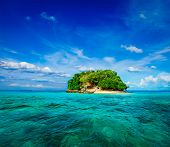 foto of boat  - Vacation holidays concept background  - JPG
