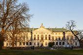 Krasinski Palace In Warsaw