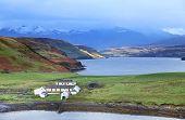 Traditional farm on the Island of Skye, Scotland, Europe
