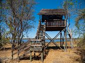 Watch Tower Near Dombo Hippo Pools