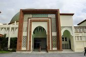 Kuala Lumpur Air Force Base Mosque (Air Force Mosque)