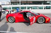 Ferrari 458 Italia Gt3 Race Car