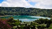 Botas Lake in Costa Rica