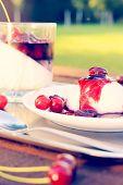 Panna Cotta Dessert