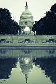 United States Capitol Building - Washington D.C. USA