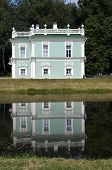 Italian House (photographs made 04.06.2014, Kuskovo Estate near Moscow, Russia)