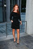 LOS ANGELES - MAY 29:  Angie Everhart at the 16th Annual From Slavery to Freedom Gala Event at Skirb