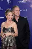 LOS ANGELES - JUN 7:  Rebecca Gayheart-Dane, Eric Dane at the 13th Annual Chrysalis Butterfly Ball a