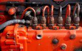 Tractor fuel injectors