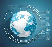 Business World Concept Modern Design Template